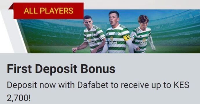 Dafabet Free Bets